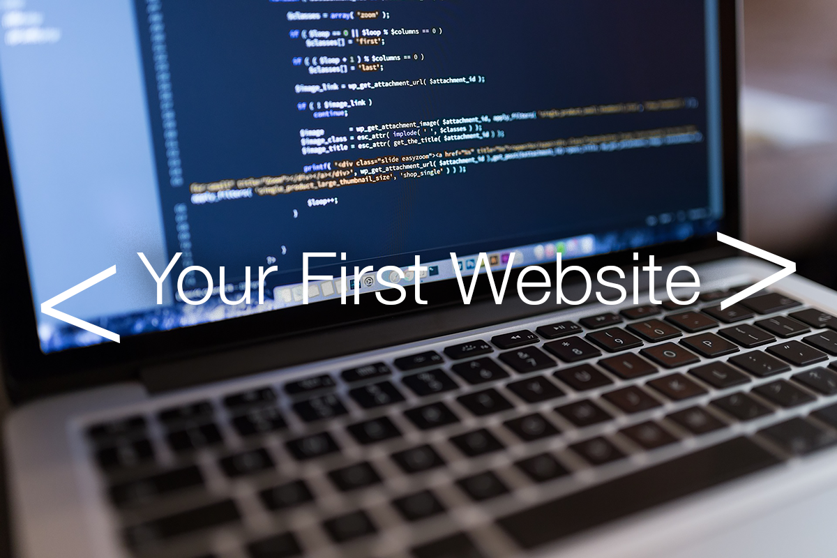 Building Your First Website – An Introduction to web development