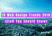 15 Web Design Trends 2018 (Stuff You Should Know)
